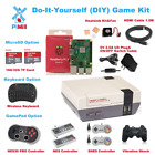 Raspberry Pi 3 B+ (B plus) GAME Kit Retroflag NESPi Case+ Plus Safe Shutdown Lot