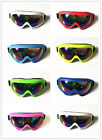 Motorcross Goggle Motorcycle Ski Snowmobile Glasses Eyewear for Outdoor Sports