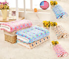 Pet Crate Mat Cat Dog Puppy Soft Blanket Bed Cushion Kennel Cage Pad Comfortable