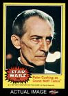 1977 Topps Star Wars #181 Peter Cushing as Grand Moff Tarkin NM/MT $12.0 USD