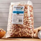 Wild Bird Food Peanut Splits Aflatoxin Tested Premium 5 12.5 25kg by Happy Beaks