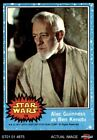 1977 Topps Star Wars #59 Alec Guinness as Ben Kenobi VG $1.0 USD on eBay