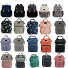 LAND Nappy Diaper Mummy Bag Multifunctional Travel Backpack waterproof Baby Bag
