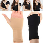 2Pcs Carpal Tunnel Thumb Wrist Hand Brace Support Arthritis Compression Bandage