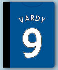 Personalised IPAD + AIR MINI FOLDING 3in1 CASE COVER STAND - Leicester Football
