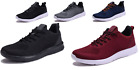 Mens Athletic Running Tennis Shoes Light Weight Walking Training Gym Sneakers
