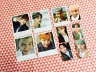 BTS Photocard wings / young forever / in the mood pt.2 album