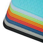"XL Silicone Dish Drying Mat 18"" x 16"" Drainer 