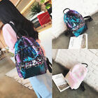 Fashion Sequins Backpack Girls Small Paillette School Bag Women Leisure Mini Bag