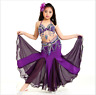 Kid's Professional Belly Dance Costumes Performance Stage Show Dress #865