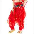 KID's Rotation Long Pants with colorful sequins Belly Dance Costumes Dancewear