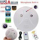 HD SPY Hidden Camera Smoke Detector Motion Detection Recorder Cam DVR Camcorder $12.05 USD on eBay