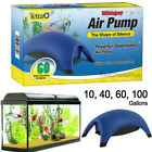Aquarium Air Pump Fish Tank Oxygen Bubble Silent Quiet Mini Small Tetra Whisper
