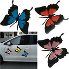 Car Styling Muti-color Butterfly Car Stickers Waterproof Cartoon Sticker For BMW