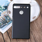 For Essential Phone PH-1 Case  Soft Silicone Rugged Slim Fit Cover Black AT USA