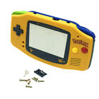 ES Replacement Yellow Housing Shell Cover Plate for Nintendo Gameboy Advance GBA