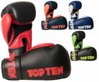 Top Ten XLP Boxing Gloves