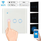 WIFI Smart Wall Light Remote control switch  For Alexa Google Home UK Socket NEW