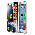 For Various Phones Design Hard Back Case Cover Skin - Christmas Xmas 05