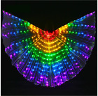 5 colors LED ISIS WINGS 300 lights more brighter Professional Performance Dance