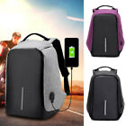 2017 Anti-Lifting Backpack Water Repellent Design USB Port XD Bobby Travel School