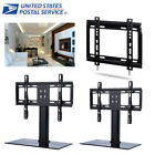 Universal LED LCD Flat Screen TV Table Bracket W/ Stand/Base