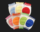 Внешний вид - Infants Toddlers Baby Kids Safety Elbow Crawling Cushion Knee Protector Knee Pad