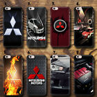mitsubishi luxury cars logo EVO l200 UV Case Cover Apple iPhone HTC Huawei P9 LG
