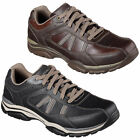 Mens Skechers Rovato-Texon Casual Lace Up Memory Foam Trainers Sizes 7 to 12