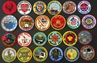 BOY SCOUT OF AMERICA COLOR PATCH USED (B52)
