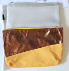 Clarins Ipsy L'Occitane Sephora Space NK - Choose Your Makeup Cosmetic Bag New