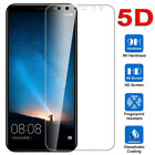 5D FullCover Tempered Glass Film Screen Protector for Huawei Mate10 Lite Pro P10