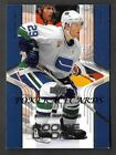 * Pick Any Vancouver Canucks Hockey Card All Cards Pictured (Free US Shipping)