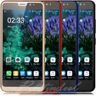 "5.5"" Luxury Android Mobile Phone 2Sim Quad Core WiFi 3G GPS Unlocked Smartphone"