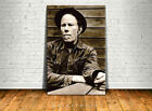 Tom Waits Canvas High Quality Giclee Print Wall Decor Art Poster Artwork