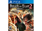 Video Games - Attack on Titan 2 Playstation 4 / Xbox One / Nintendo Switch Video Game
