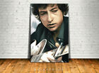 Bob Dylan Canvas High Quality Giclee Print Wall Decor Art Poster Artwork
