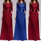 Women Sexy Formal Evening Party Cocktail Wedding Maxi Bridesmaid Long Prom Dress