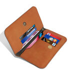 N+ INDIA Universal Wallet Flip Leather Cover Case For  Motorola Moto X Play