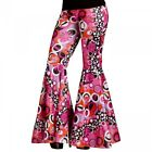 Bell Bottoms Flared Pants Adult 60s 70s Hippie Costume Halloween Fancy Dress