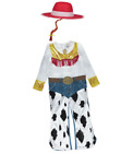 George Disney Toy Story Jessie Fancy Dress Costume Cowgirl Outfit Girls