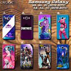 FORTNITE Battle Royale Gaming Thin Case Cover Samsung Galaxy J & A 2016 2017
