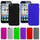 """For Apple iPhone 6 6S 4.7"""" Inches New Color Circle Frosted TPU Cover Case"""