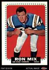1964 Topps #168 Ron Mix Chargers VG/EX $18.0 USD