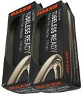 1 or2Pack Maxxis Padrone TR 700x23 Tubeless Puncture Resistant DC Road Bike Tire