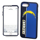 Official NFL Dual ShockProof Cover Case for Apple iPhone - San Diego Chargers $24.99 USD on eBay