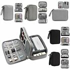 Electronic Accessories Organizer Bag Travel Cable USB Charger Storage New