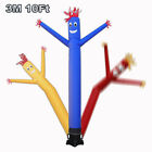 10ft 3M Air Inflatable Dancer Advertising Tube Man Puppet Wavy Wind Sky Dancer