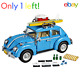 Lego Creator Expert Volkswagen Beetle 10252 Construction Set New Collectible VW