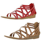 Carlos by Carlos Santana Amara Women's Leather Strappy Casual Open Toe Sandals
